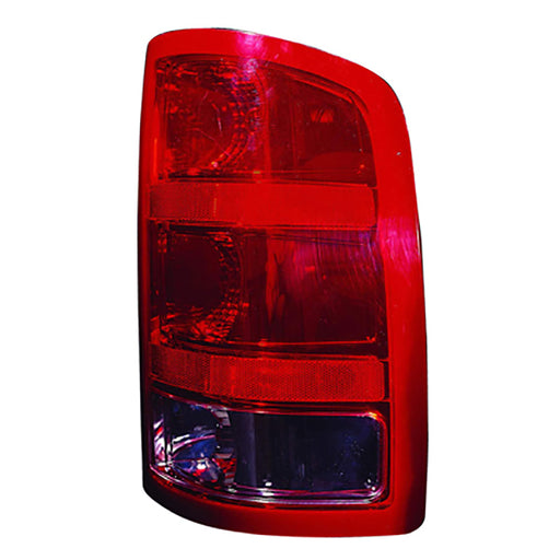 GMC Sierra 1500 2500 3500 HD Left Driver Side Tail Light NSF Certified