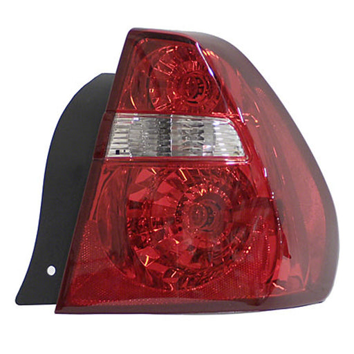 04-08 Chevrolet Malibu Right Passenger Side Tail Light