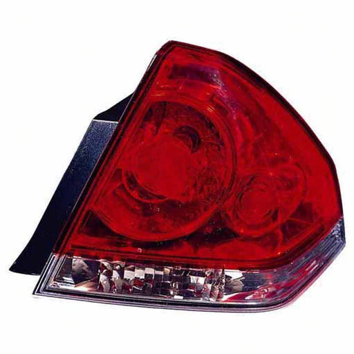 Chevrolet Impala Limited Right Passenger Side Tail Light W/ Harness