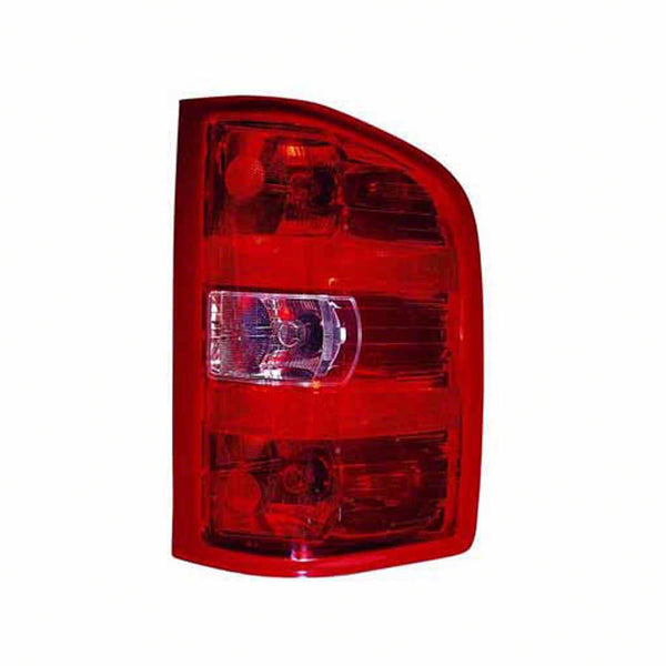 07-13 Chevrolet Silverado 1500 Right Passenger Side Tail Light