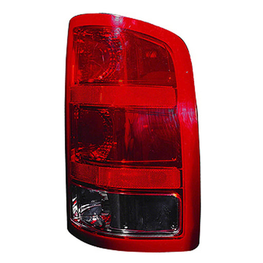 GMC Sierra 1500 2500 3500 HD Right Passenger Side Tail Light