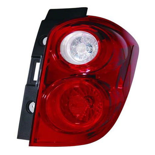 10-15 Chevrolet Equinox Right Passenger Side Tail Light W/ Harness