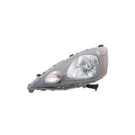 2009-2013 Honda Fit BASE,DX,LX MODELS Left Driver Side Headlight