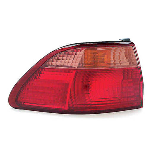 98-00 Honda Accord Left Driver Side Outer Tail Light