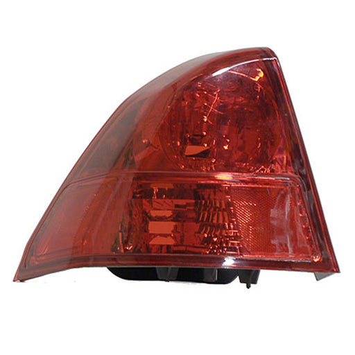 03-05 Honda Civic Left Driver Side Outer Tail Light