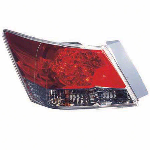 08-12 Honda Accord Left Driver Side Tail Light