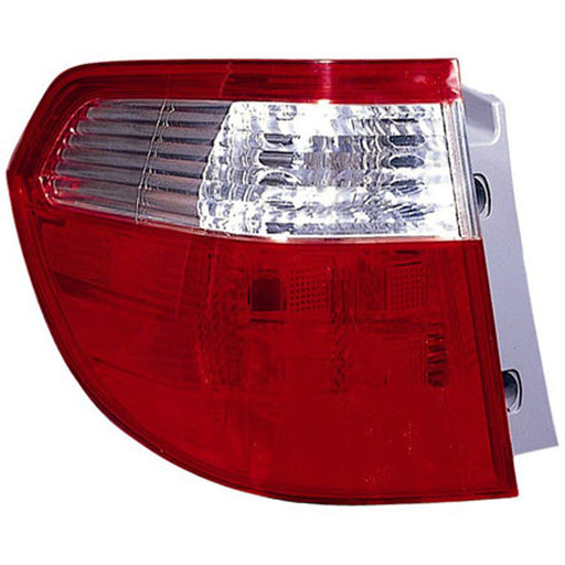 05-07 Honda Odyssey Left Driver Side Outer Tail Light