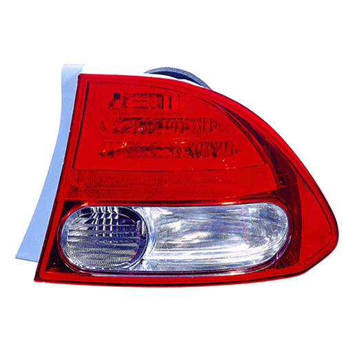 09-11 Honda Civic Right Passenger Side Outer Tail Light NSF Certified