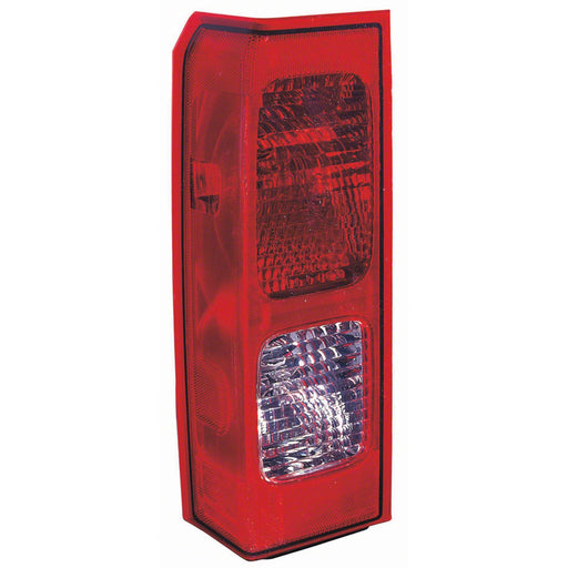 06-10 Hummer H3 Left Driver Side Tail Light