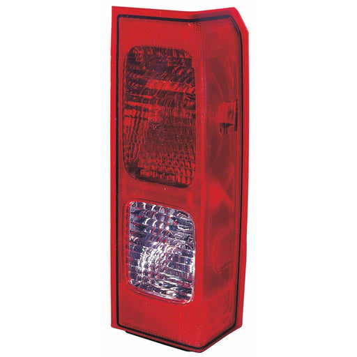 06-10 Hummer H3 Right Passenger Side Tail Light