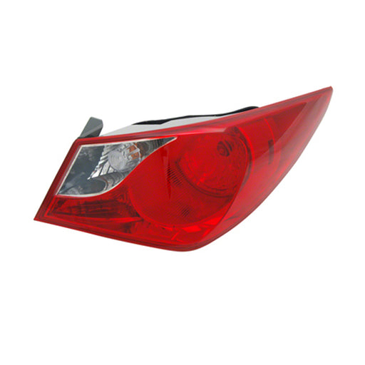 11-14 Hyundai Sonata Right Passenger Side Outer Tail Light