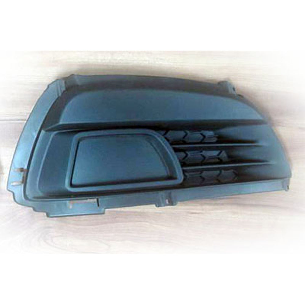 09-10 Kia Magentis Optima Passenger Side Bumper Cover Lower Outer Grille Without Fog Lights