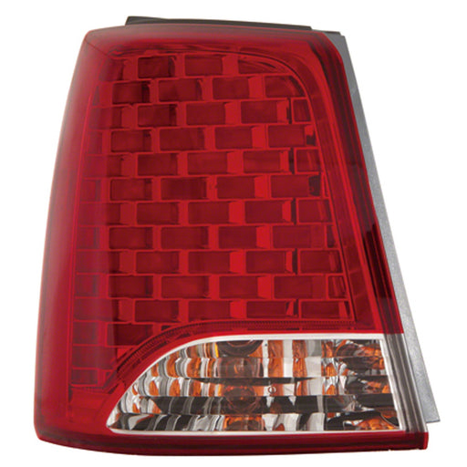 11-13 Kia Sorento EX/LX Left Driver Side Outer Tail Light