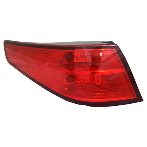 14-15 Kia Optima Left Driver Side Outer Tail Light NSF Certified