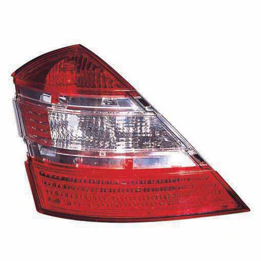 07-09 Mercedes-Benz S450 S550 S600 S63 S65 AMG Left Driver Side Tail Light