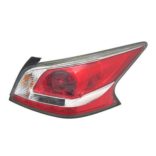 14-15 Nissan Altima Sedan Right Passenger Side Tail Light NSF Certified