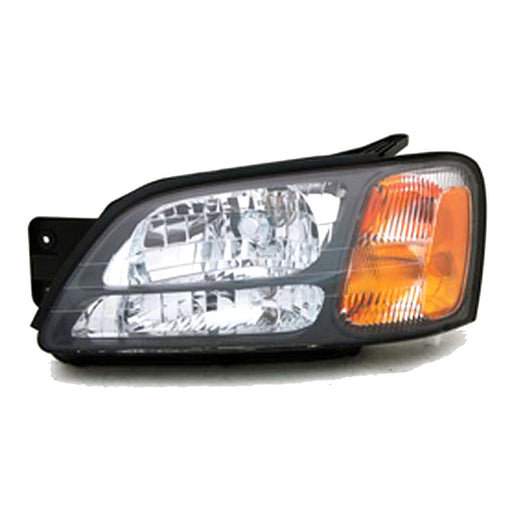 2000-2004 Subaru Legacy Left Driver Side Headlight