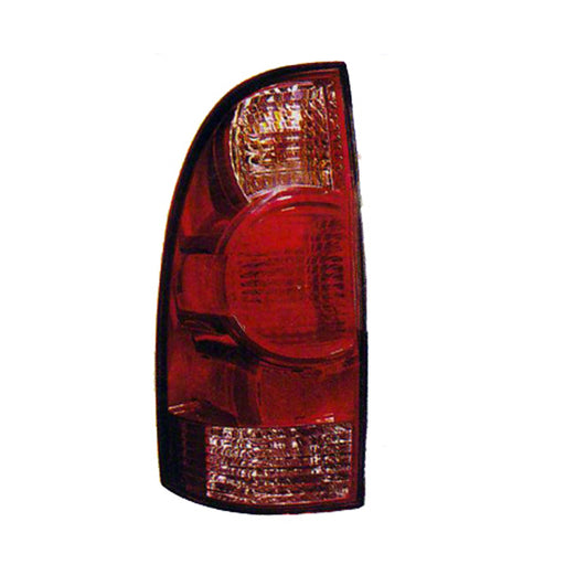 05-15 Toyota Tacoma Left Driver Side Tail Light