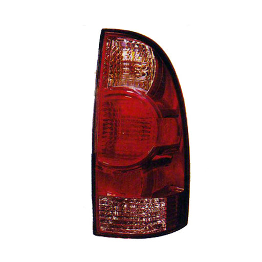 05-15 Toyota Tacoma Right Passenger Side Tail Light Includes Wiring