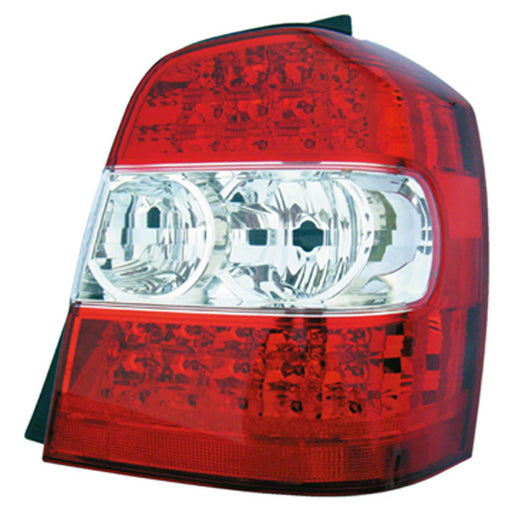 06-07 Toyota Highlander Right Passenger Side Tail Light