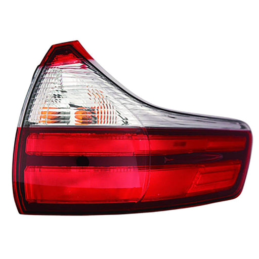 15-18 Toyota Sienna Right Passenger Side Outer Tail Light NSF Certified