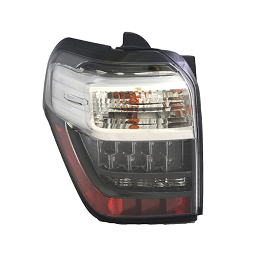 14-15 Toyota 4Runner Left Driver Side Tail Light NSF Certified