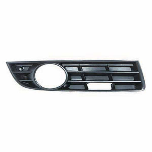 06-10 Volkswagen Passat Passenger Side Front Bumper Cover Lower Grille With Fog Lights