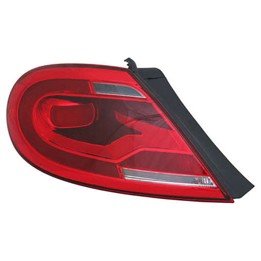 12-16 Volkswagen Beetle Left Driver Side Tail Light NSF Certified