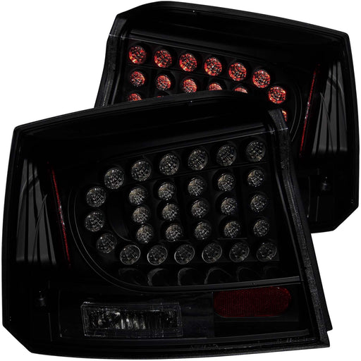 LED Tail Light Compatible with Dodge Charger 2006-2008 Includes Left Driver and Right Passenger Side Tail Lights
