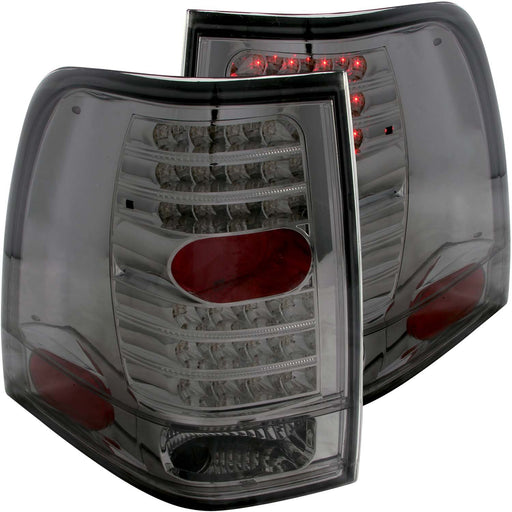 LED Tail Light Compatible with Ford Expedition 2003-2006 Includes Left Driver and Right Passenger Side Tail Lights