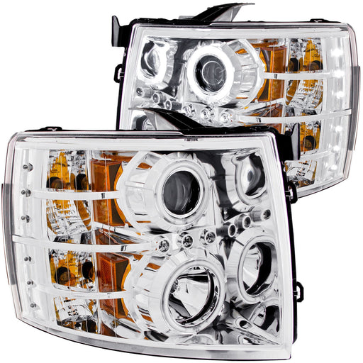 Chevrolet Silverado 3500 HD Headlight Front Left Driver & Right Passenger Side