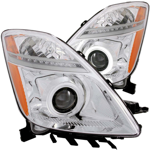 2004-2009 Toyota Prius Headlight Front Left Driver & Right Passenger Side