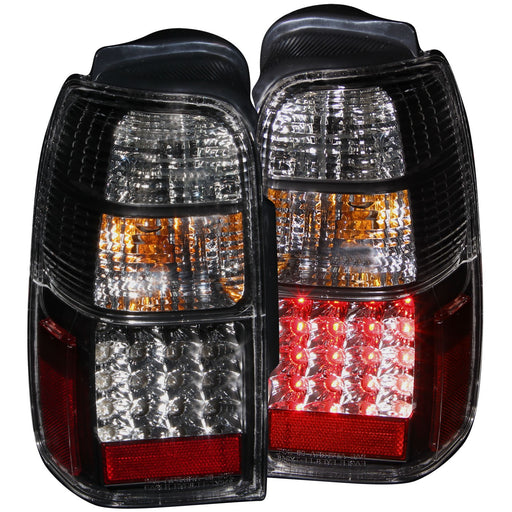 LED Tail Light Compatible with null Toyota null 4Runner null-2002 Includes Left Driver and Right Passenger Side Tail Lights