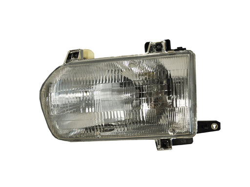 1996-1999 Nissan Pathfinder New Driver Side Headlight