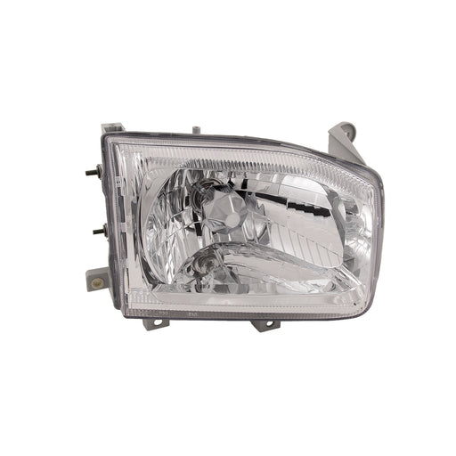 Headlights Right Passenger Assembly Fits 1999-2004 Nissan Pathfinder
