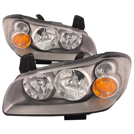 2002-2003 Nissan Maxima New HID Headlights Set With Bulbs And Ballast Driver Left Passenger Right Pair