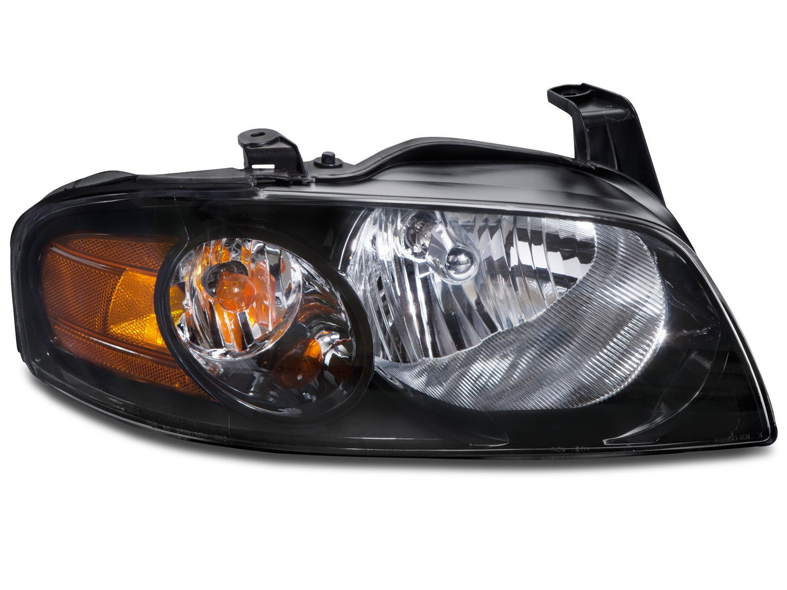 Headlight Halogen Type Right Passenger Side Assembly Fits 2004-2006 Nissan Sentra Se-R Spec-V