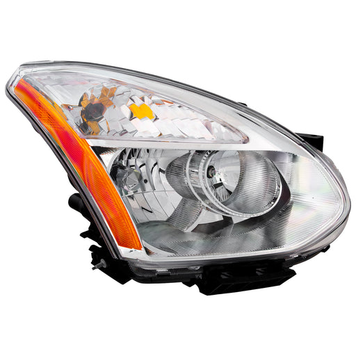 2008-2014 Nissan Rouge Headlight Right Passenger Headlamp (HID w/o HID Kits)