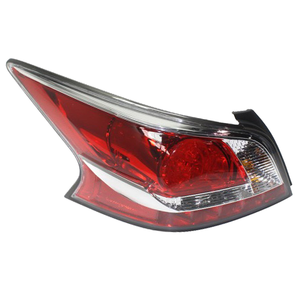Tail Light LED Type Right Passenger Fits 2014-2015 Nissan Altima