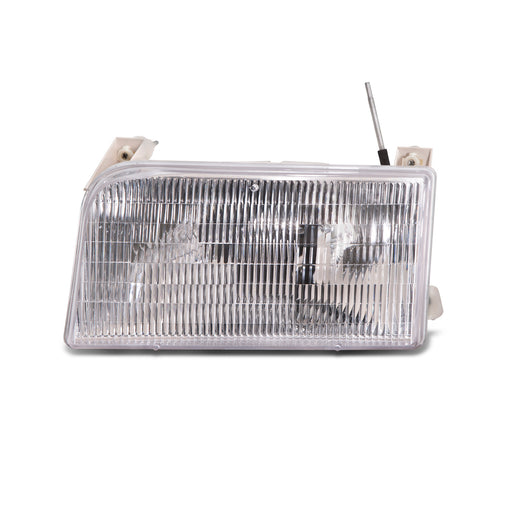1992-1996 Ford Bronco/F-150/1992-1997 SuperDuty/F-250/F-350 Driver Side Headlight