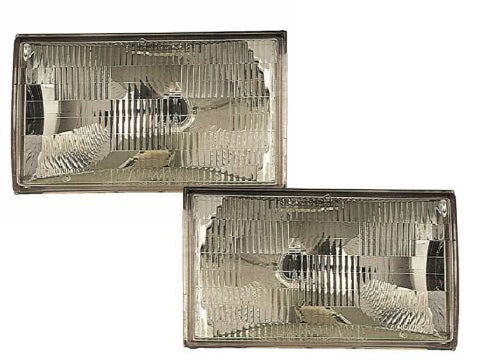 1990-1994 Lincoln Town Car New Headlights Set