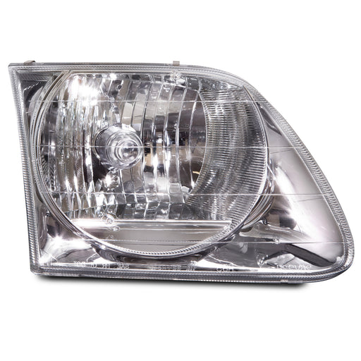 Headlight Lightning-Style Right Passenger Fits 1997-2003 Ford F-150/1997-2002 Expedition