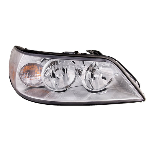 Headlight Halogen Type Right Passenger Assembly Fits 2003-2004 Lincoln Town Car (w/o HID)