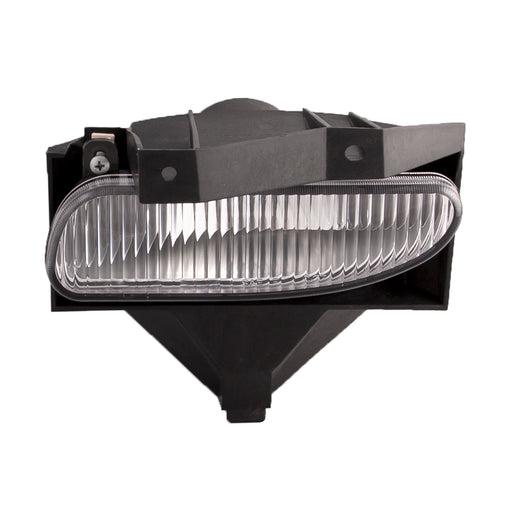 Fog Lamp Rectangle Driver Left Assembly Fits 1999-2004 Ford Mustang Base/GT/Mach1