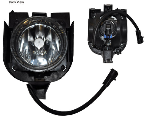 1999-2001 Ford Explorer Driver Side Fog Light