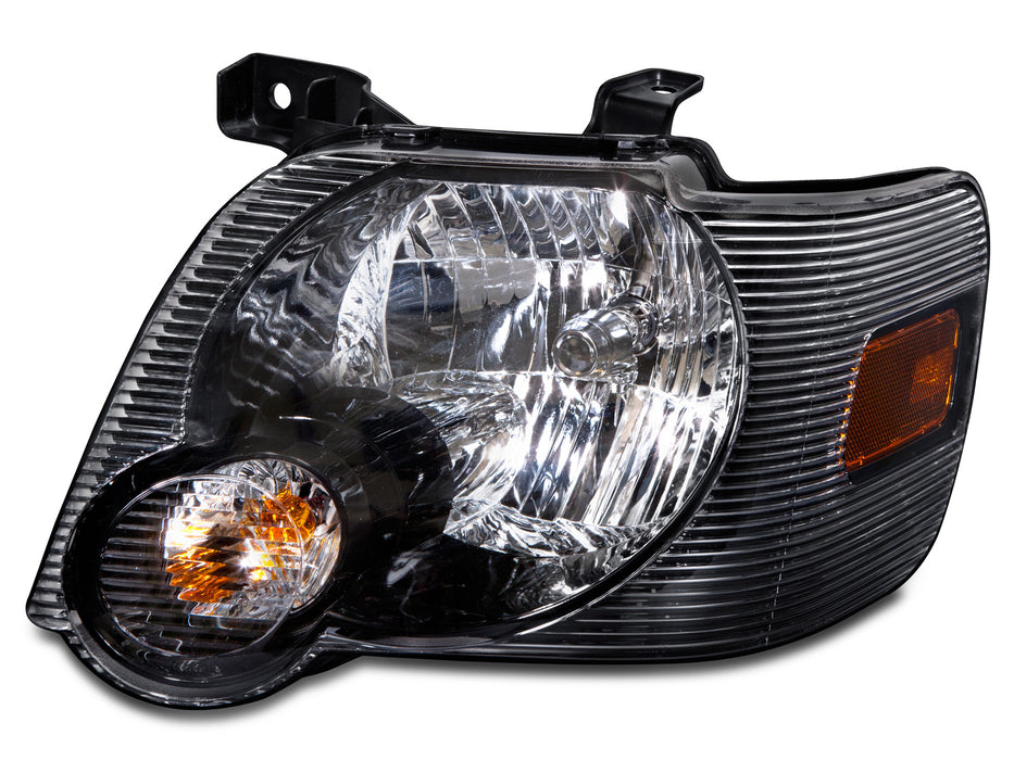 Headlight Left Driver Side Assembly Fits 2008-2010 Ford Explorer Sport Trac/2007-2010 Explorer