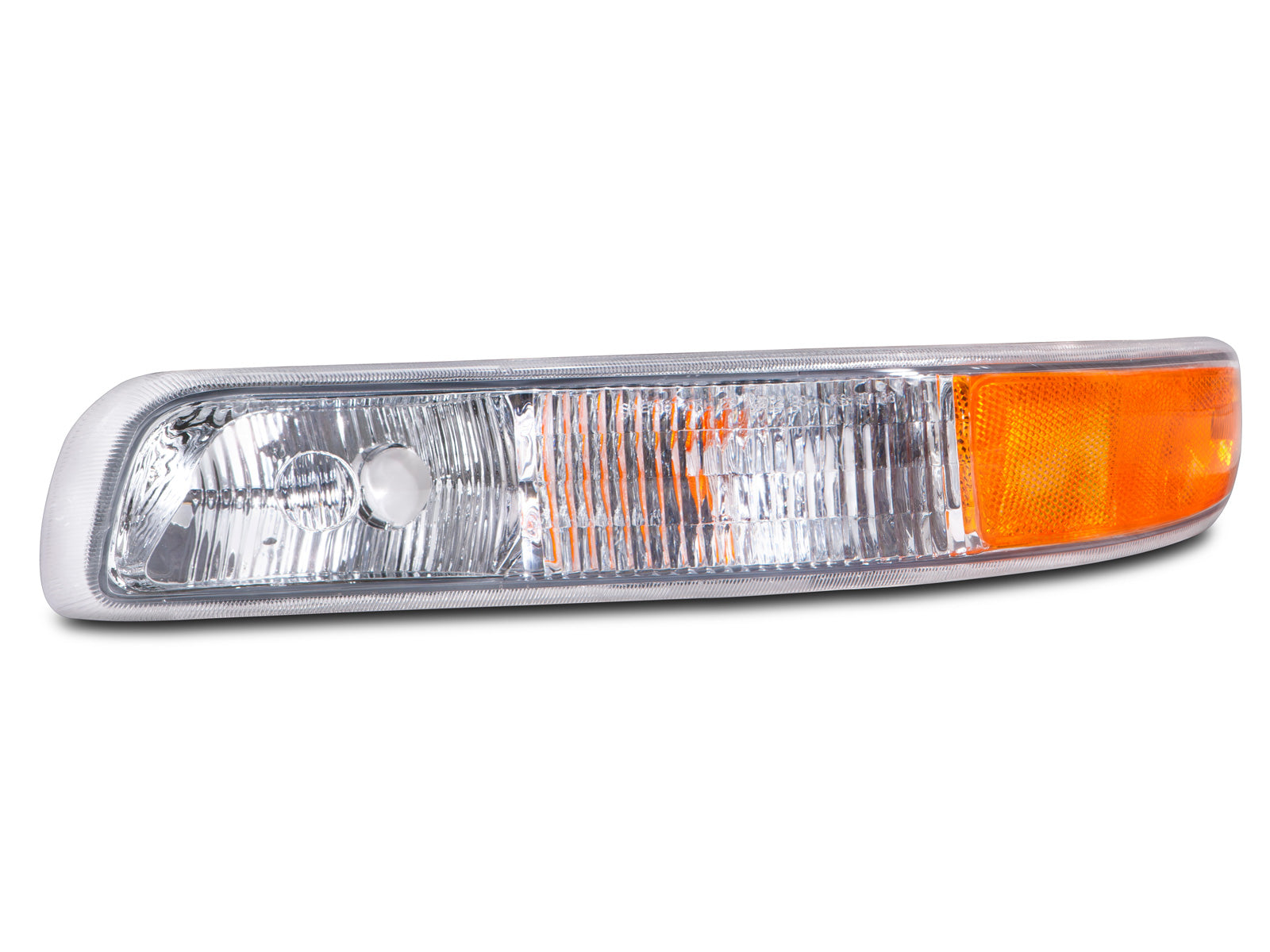 Front Park Light Left Driver Assembly Fits 1999-2002 Chevrolet Silverado/Suburban 00-06