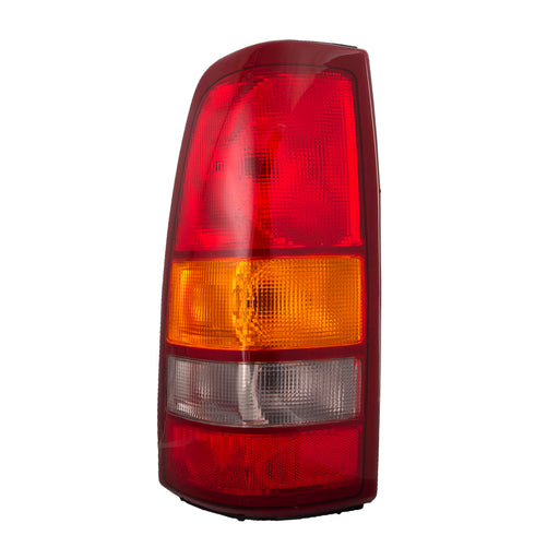 1999-2002 Chevrolet Silverado 1500-2500/1999-2003 GMC Sierra Driver Side Tail Light
