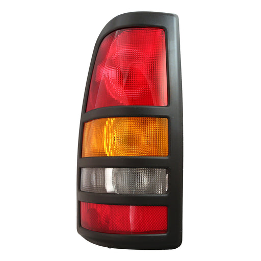 2001-2003 Chevrolet Silverado 3500/GMC Sierra 3500 Driver Side Tail Light