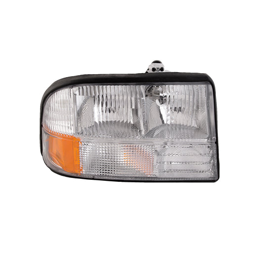 1998-2004 GMC Jimmy/Sonoma/2009-2001 Oldsmobile Bravada New Passenger Side Headlight w/o Fog Light